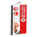 Bed bug proof luxury pillow encasement from Cimexine Sure-Guard.