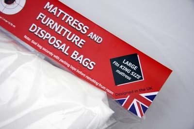 Mattress And Furniture Disposal Bag Large King Size