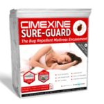 Bed bug proof mattress encasement