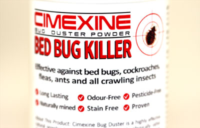 Bed Bug Duster Bed Bug Killer Powder Cimexine 220gr